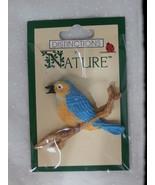 Bluebird Craft Piece, Flat Backed Resin Figure ... - $1.99