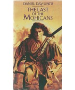 The Last of the Mohicans VHS Daniel Day-Lewis M... - $1.99
