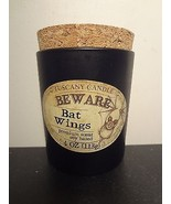 """""""Bat Wings"""" Soy Candle - $6.79"""
