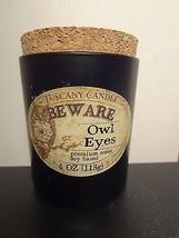 """""""Owl Eyes"""" Soy Candle - $6.79"""