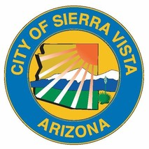 Seal of Sierra Vista Arizona Sticker / Decal R641 - $1.45 - $9.45
