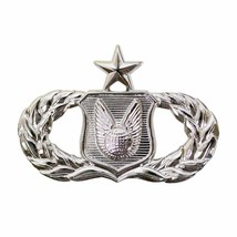 Mid Size Genuine U.S. Air Force Usaf Breast Badge: Operations Support: Senior - $15.82