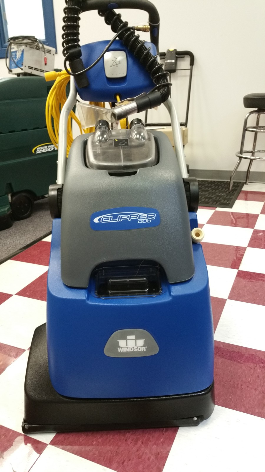 Windsor Clipper DUO Commercial Carpet Extractor - 10 Gal.