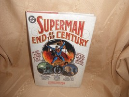 superman end of the century dc comics 2000 hard bound stuart immonen wit... - $4.99