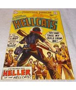 DC Silver Comic Lt Hunters Hellcats No 121 Joe Kubert 1969 VF - $9.95