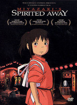 Spirited Away DVD 2003  Brand New 2-Discs Set Children Family - $14.50