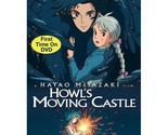 Howl's Moving Castle DVD 2-Discs Set 2006 Brand New
