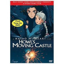 Howl's Moving Castle DVD 2-Discs Set 2006 Brand New  - $24.50
