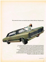 Vintage 1965 Magazine Ad Buick Riviera Can Duplicate Looks But Not Engin... - $5.93