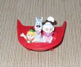 The Jetsons Movie Promo Toy with Judy, Elroy & Astro in Spaceship, Appla... - $10.00