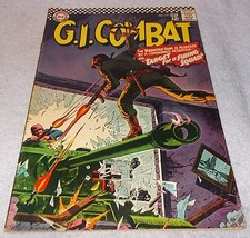 DC Silver Age Comic G I Combat No 119 Haunted Tank VF - $12.95