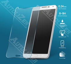 Galaxy Note 3 Tempered Glass Screen Protector - Vetroo Screen Shield Guard Film - $3.99