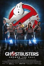 Ghostbusters - original DS movie poster - 27x40 D/S 2016 Final  - $27.64