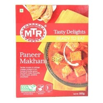 MTR Ready To Eat - Paneer Makhani, 300 gm Carton - $11.81