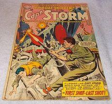 DC Silver Comic PT Boat Skipper Capt Storm 1964 No 2 F/FV - $9.95