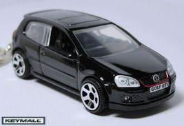 KEYCHAIN VW VOLKSWAGEN GOLF GTI V BLACK KEY CHA... - $32.95