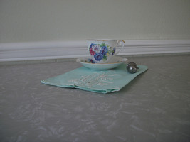 Vintage Tea Cup and Saucer Fine Bone China Royal Eton Staffordshire England - $14.50