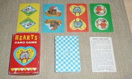 E.E. Fairchild Hearts Card Game Complete with Instructions - $12.00