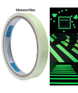 10M Luminous Tape Self-adhesive Glow In The Dark Safety Stage Sticker Ho... - $4.29