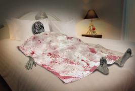 Bloody Death Bed Zombie Halloween Prop Haunted House Forum Novelties 70616 - €23,89 EUR