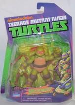 Teenage Mutant Ninja Turtles Michelangelo Figure Playmates 2012  - $26.60