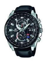 CASIO Edifice Chronograph Quartz Men Watch EFR-550L-1A Black - $230.86
