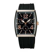 Orient Japanese Quartz Wrist Watch UTAG001B For Men - $76.63