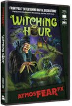 Witching Hour DVD AtmosFear FX Haunted House Digital Decoration PROJECT ... - €35,32 EUR
