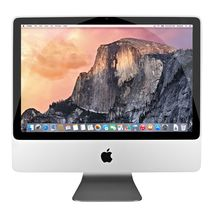 Apple iMac Desktop 20 inch Computer  Upgraded Tested Guaranteed with War... - $185.00