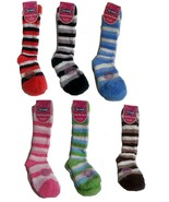 Fuzzy Toe Socks Womens 9-11 - $10.15