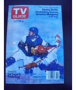 TV Guide 1514~Apr 3, 1982~Baseball predictions~Detroit edition~Dudash cover - $12.82