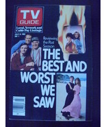 TV Guide 1579~Jul 2, 1983~Best & Worst issue~Ana Alicia~Detroit issue~ - $12.82