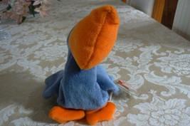 "Rare TY Original Beanie Babies "" Scoop "" The Pelican Errors- #4107-Retired - $247.49"