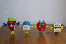 Lunchbox Food Characters Full Happy Meal Set (McDonald's) - $15.00