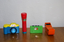 Search Team Happy Meal Toys (McDonald's) - $15.00