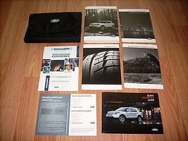 2013 Ford Explorer Owners Manual 03457 - $32.95