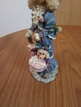 Boyds Bear Folkstone Collection 1998 #2875 Poodle Dogs Handmade China image 4