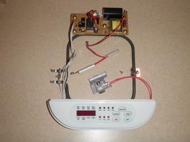 Breadman Bread Machine Control Panel + Board + Fuse + Sensor + Element TR444 - $27.67