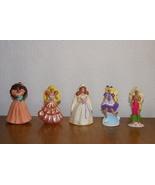 Barbie Happy Meal Toys (McDonald's) - $15.00