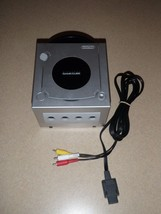 Nintendo GameCube Silver Console DOL-101 USA  TESTED WORKS - $61.67