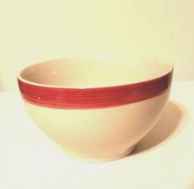 Royal Norfolk Cereal/Soup Large Bowl By Greenbrier Stoneware Dw/Mic. Safe - $9.90