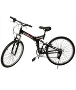 "Mountain Bike Bicycle Folding 26 "" Cycling Spor... - $194.97"
