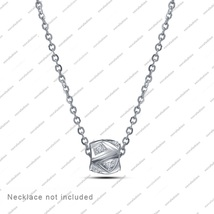 Necklace & Bracelet Charm Fit Pandora & Chamilia Jewelry In 925 Sterling Silver image 3