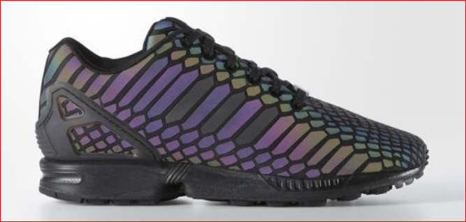 new products fd694 5af6c Womens Adidas ZX Flux 3M Reflective Xeno and 50 similar items. Flex