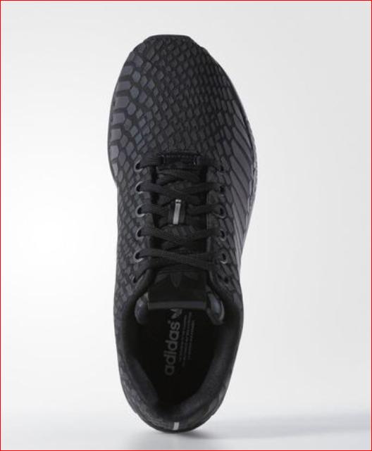 87835ac8a0587 Womens Adidas ZX Flux 3M Reflective Xeno Shoes sz US 9.5 Black AQ7420 Like  New
