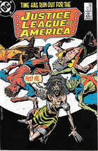 Justice League of America Comic Book #249, DC Comics 1986 NEAR MINT NEW ... - $5.94