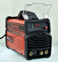 Amico 200 Amp TIG Torch/Arc/Stick DC Inverter Welder Dual Voltage IGBT W... - $344.00