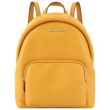 Michael Kors Women's Erin Leather Medium Bag Pack, Marigold, One Size 83... - $148.50