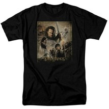 Lord of the Rings Return of the King Aragorn Gondor graphic t-shirt LOR3002 image 1