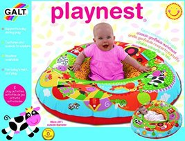 Baby Stroller Accessorie Galt Playnest Farm Covered Inflatable Ring 1004057 - $42.95